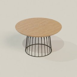 Thumbnail: Basket Coffee Table