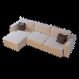 Thumbnail: Sofa L shape 01