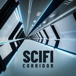 Thumbnail: Scifi Corridor