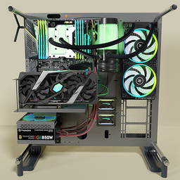 Thumbnail: Thermaltake core p3