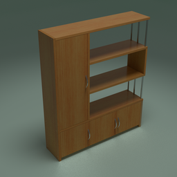 Thumbnail: Office Shelf