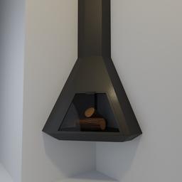 Thumbnail: Fireplace Roca I-430
