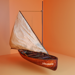 Thumbnail: Small Sailboat