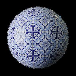 Thumbnail: Azulejo Tiles