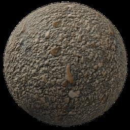 Thumbnail: Asphalt stone