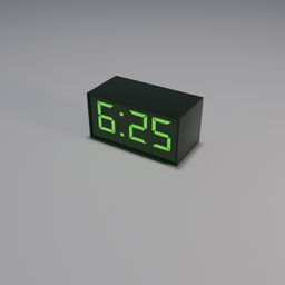Thumbnail: Digital Clock
