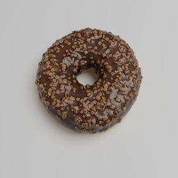 Thumbnail: Bakery Chocolate donut