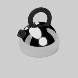 Thumbnail: Teapot
