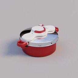 Thumbnail: Pressure cooker