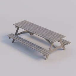 Thumbnail: Picnic Bench
