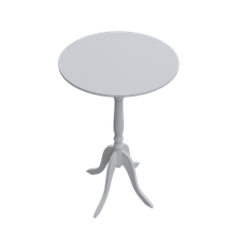 Thumbnail: Triky round side table
