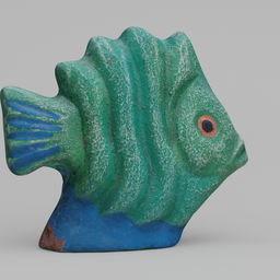 Thumbnail: Green Fish
