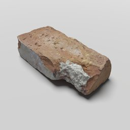 Thumbnail: Old crushed brick
