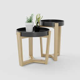 Thumbnail: Circle Sidetable