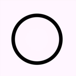 Thumbnail: circle stencil