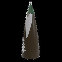 Thumbnail: Garden gnome ceramic-B
