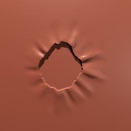 Thumbnail: tear hole