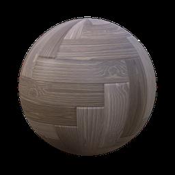 Thumbnail: herringbone parquet oak