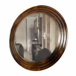Thumbnail: Wall Mirror Deep Frame