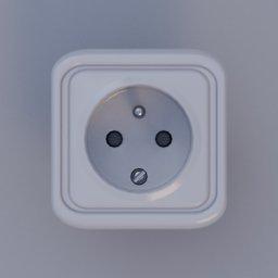 Thumbnail: socket_white