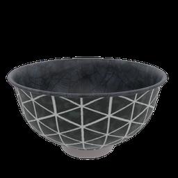 Thumbnail: Bowl L Hermitage Cinza e Bege