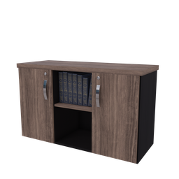 Thumbnail: Office Wooden Cabinet-01