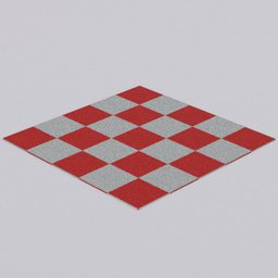 Thumbnail: checker carpet