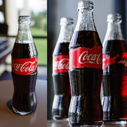 Thumbnail: Cola Bottle Glass