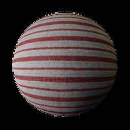 Thumbnail: Fabric Striped