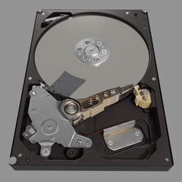 Thumbnail: Hard drive Toshiba P300 2TB