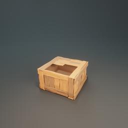 Thumbnail: LP Box opened