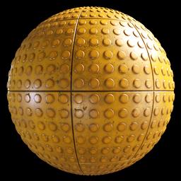 Thumbnail: Tactile Blocks Plastic Simple Dots