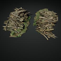 Thumbnail: Pile of Logs 03