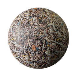 Thumbnail: Forest Ground wood chips
