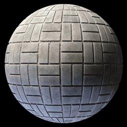Thumbnail: Concrete Tiles 01