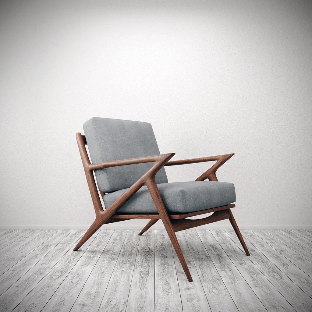 Cool Blenderkit Seating Model Joybird Soto Chair By Misel Kanzel Caraccident5 Cool Chair Designs And Ideas Caraccident5Info