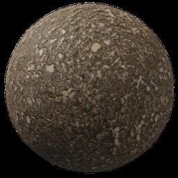 Thumbnail: Asphalt brown
