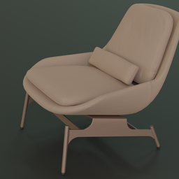 Thumbnail: Field Lounge Chair