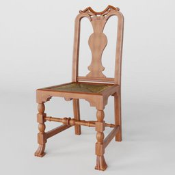 Thumbnail: Chair gaines side