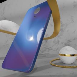 Thumbnail: Modern Phone Multi Shader
