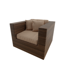 Thumbnail: Couch fiber seat one