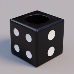 Thumbnail: Pen Stand Dice