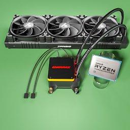 Thumbnail: AIO ENERMAX Liqtech 360  TR4 II