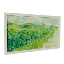 Thumbnail: Green Wheat Fields Painting
