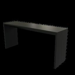 Thumbnail: Find black lacquer desk