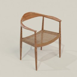 Thumbnail: The Chair by Hans Wegner