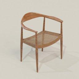 Thumbnail: The Chair by Hans Wegner