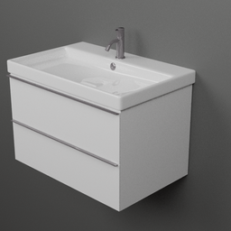 Thumbnail: Modern Bathroom sink
