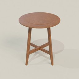 Thumbnail: Old Wooden Coffe Table