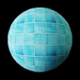 Thumbnail: Tiles blue